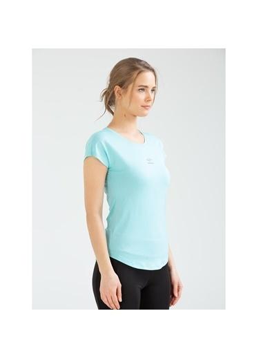 Umbro Flaty Vf-0015 Fusya Kadın Tişört Mavi